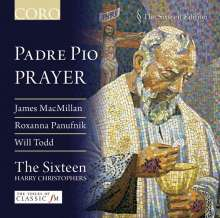 The Sixteen - Padre Pio/Prayer, CD