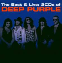 Deep Purple: The Best & Live, 2 CDs