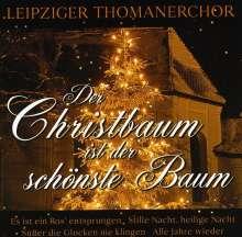 Thomanerchor Leipzig: Der Christbaum ist der schönste Baum, CD