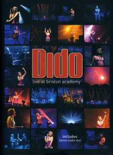 Dido: Live At Brixton Academy (DVD + CD), DVD