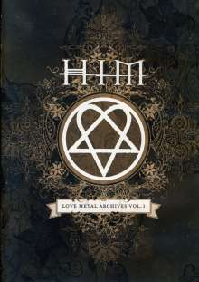 Him: Love Metal Archives, DVD