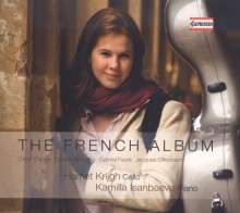 Harriet Krijgh - The French Album, CD