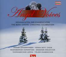 Various Artists: Angel Voices, 3 CDs