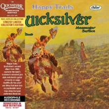 Quicksilver Messenger Service: Happy Trails (Limited Edition), CD