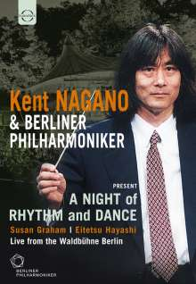 Berlin PO - A Night of Rhythm and Dance, DVD