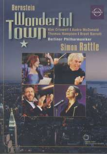 Leonard Bernstein (1918-1990): Wonderful Town, DVD