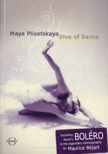 Maya Plisetskaya - Diva of Dance, DVD