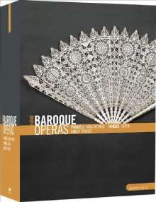 Baroque Operas, 4 DVDs