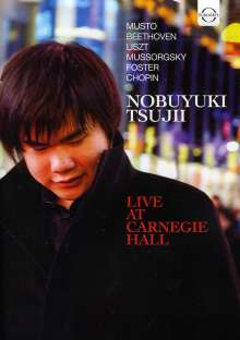 Nobuyuki Tsujii - Live At Carnegie Hall, DVD