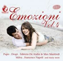 Various Artists: Emozioni Vol. 4, 2 CDs
