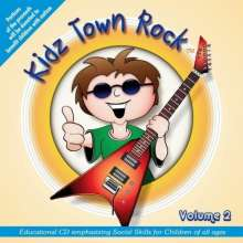 Kidz Town Rock: Vol. 2-Kidz Town Rock, CD