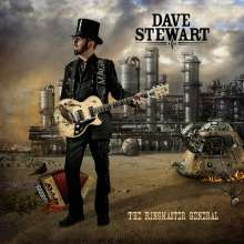 Dave Stewart: The Ringmaster General, CD