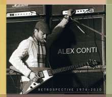 Alex Conti: Retrospective 1974 - 2010, 3 CDs