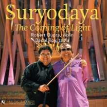 Suryodaya: The Coming Of Light, CD
