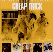 Cheap Trick: Original Album Classics Vol.2, 5 CDs