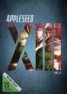 Appleseed XIII Vol.2, DVD