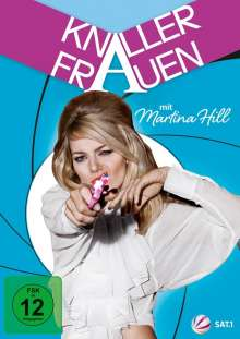 Martina Hill - Knallerfrauen, 2 DVDs