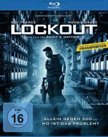 Lockout (Blu-ray), Blu-ray Disc