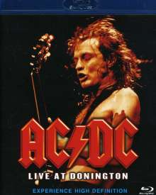 AC/DC: Live At Donington 17.8.1991 (Blu-ray), Blu-ray Disc