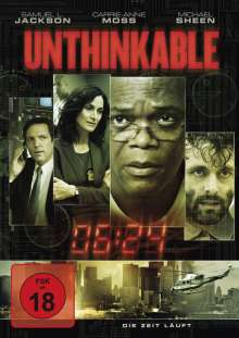 Unthinkable, DVD