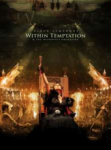 Within Temptation: Black Symphony (Special Edition), 2 DVDs
