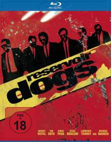 Reservoir Dogs (Blu-ray), Blu-ray Disc