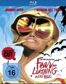 Fear And Loathing In Las Vegas (Director's Cut) (Blu-ray), Blu-ray Disc