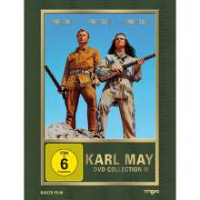 Karl May Collector's Box 3, 3 DVDs