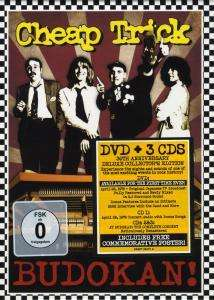 Cheap Trick: At Budokan! (DVD + 3CD), DVD