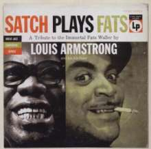 Louis Armstrong  (1901-1971): Satch Plays Fats, CD