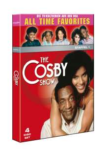The Cosby Show Season 1, 4 DVDs