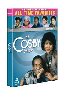 The Cosby Show Season 2, 4 DVDs