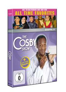 The Cosby Show Season 8, 4 DVDs