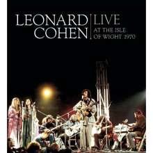 Leonard Cohen: Live At The Isle Of Wight 1970 (180g), 2 LPs