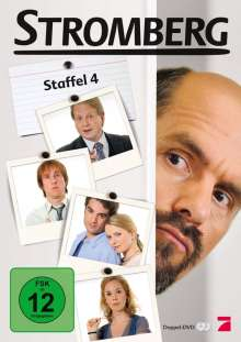 Stromberg Staffel 4, 2 DVDs
