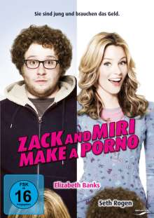 Zack And Miri Make A Porno, DVD