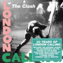 Clash: London Calling: 30th Anniversary Edition (CD + DVD), CD