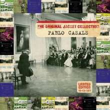 Pablo Casals - Original Jacket Collection, 10 CDs