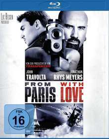 From Paris With Love (Blu-ray), Blu-ray Disc