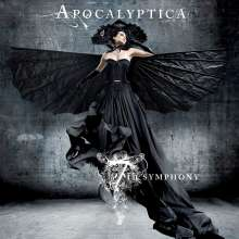 Apocalyptica: 7th Symphony - Limited Edition Digipack (CD + DVD), CD
