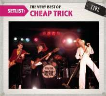 Cheap Trick: Setlist: The Very Best Of Chea, CD