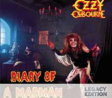 Ozzy Osbourne: Diary Of A Madman (30th Anniversary Legacy Edition), 2 CDs