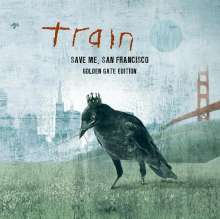 Train: Save Me, San Francisco (Golden Gate Edition), CD