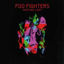 Foo Fighters: Wasting Light, CD