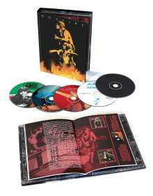 AC/DC: Bonfire Box, 5 CDs