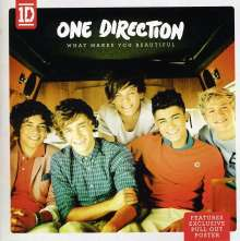 One Direction: What Makes You Beautiful, Maxi-CD