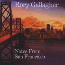 Rory Gallagher: Notes From San Francisco, 2 CDs