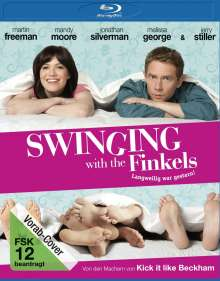 Swinging With The Finkels - Langweilig war gestern!(Blu-ray), Blu-ray Disc