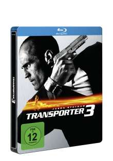 Transporter 3 (Blu-ray) (Steelbook), Blu-ray Disc