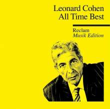Leonard Cohen: All Time Best: Reclam Musik Edition, CD